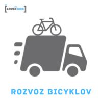 oprava servis bicyklov dovoz rozvoz